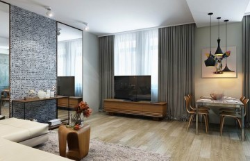 客厅电视矮柜