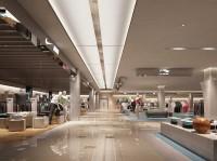 购物商场装修