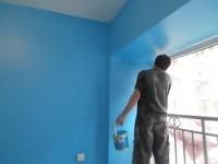 乳胶漆的施工以及涂料的验收