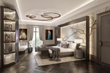 公寓欧美风格装修效果图