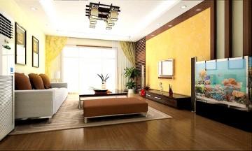 公寓地中海风格装修效果图