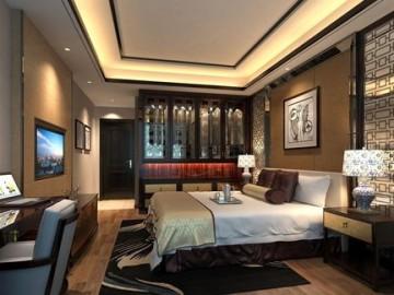 上海酒店装修效果图