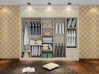 卧室装修整体衣柜的优势