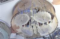 客厅装修水晶灯优劣的分辨技巧