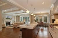 开放式厨房设计特点