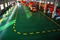 防静电地坪施工步骤