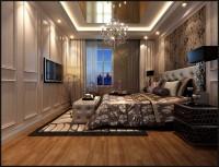 以床为中心设计专属自己私人空间