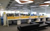 办公室屏风隔断的类型